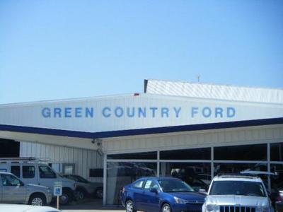 Green Country Ford Image 4
