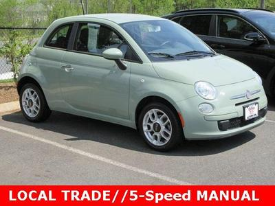 Fiat 500 2012 for Sale in Charlottesville, VA