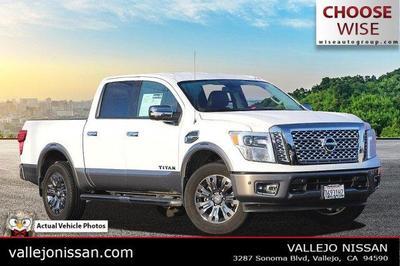 Nissan Titan 2017 for Sale in Vallejo, CA
