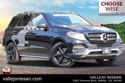 Mercedes-Benz GLE-Class 2016 for Sale in Vallejo, CA