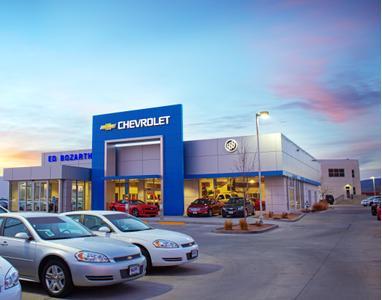 Ed Bozarth Chevrolet Buick Image 6