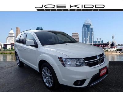 2016 Dodge Journey SXT for sale VIN: 3C4PDDBG0GT151180