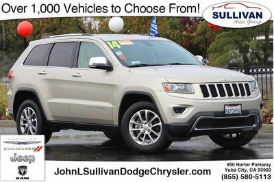 Jeep Grand Cherokee 2014 for Sale in Yuba City, CA