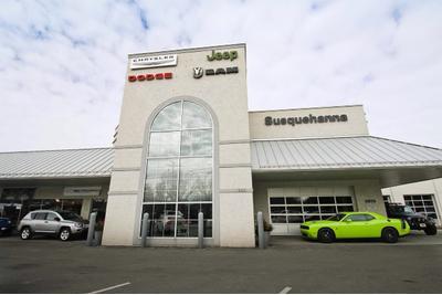 Susquehanna Chrysler Dodge Jeep RAM Image 6