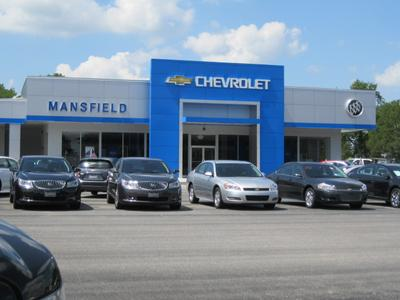 Mansfield Chevy-Buick Image 1