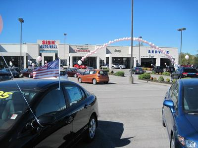 Sisk Auto Mall Image 2