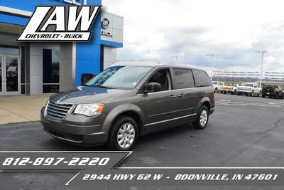 2010 Chrysler Town & Country LX for sale VIN: 2A4RR4DE8AR233457