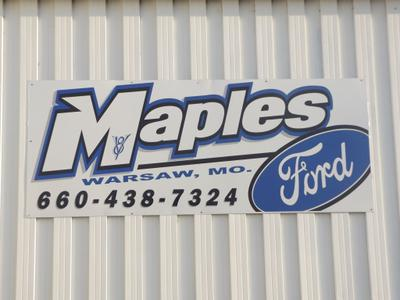 Maples Ford, Inc. Image 1