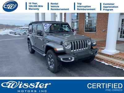Jeep Wrangler Unlimited 2018 for Sale in Mount Joy, PA