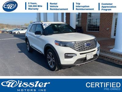 Ford Explorer 2020 for Sale in Mount Joy, PA