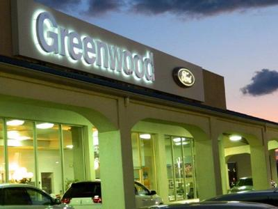Greenwood Ford-Lincoln Image 1