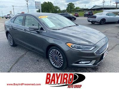 Ford Fusion 2017 for Sale in West Plains, MO