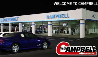 Campbell Chevrolet Image 1