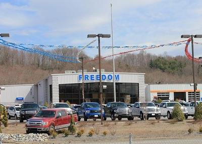 Freedom Ford Lincoln of Wise Image 2