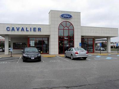 Cavalier Ford Chesapeake Square Image 1