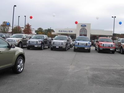 Cavalier Ford Chesapeake Square Image 5