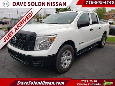 Nissan Titan 2019 for Sale in Pueblo, CO
