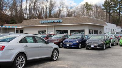Leonardtown Ford Image 1