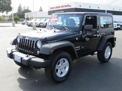 Jeep Wrangler 2016 for Sale in Yuba City, CA
