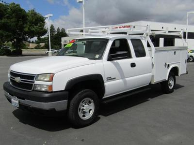 2007 Chevrolet Silverado 2500  for sale VIN: 1GBHC29D67E134010