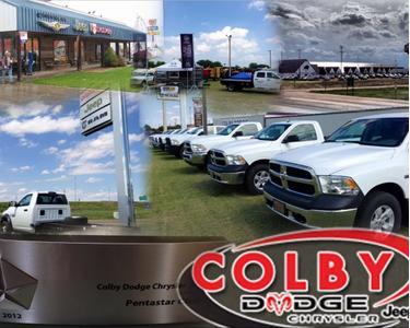 Colby Dodge RAM Image 2