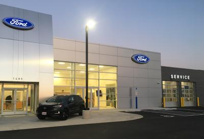 Chapman Ford Lancaster Image 2