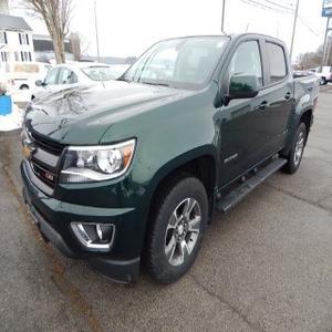 2016 Chevrolet Colorado  for sale VIN: 1GCGTDE33G1123053