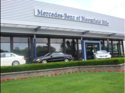 Mercedes-Benz Of Bloomfield Hills in Bloomfield Hills ...