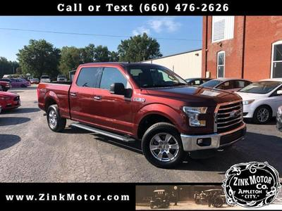 Ford F-150 2016 for Sale in Appleton City, MO