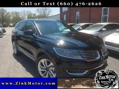 Lincoln MKX 2016 for Sale in Appleton City, MO