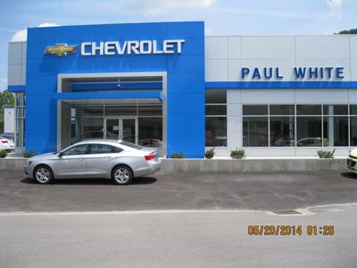 Paul White Chevrolet Image 2