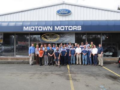 Warren Midtown Motors, Inc. Image 1