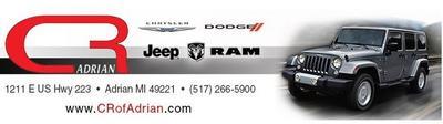 C R Chrysler Dodge Jeep RAM of Adrian Image 1