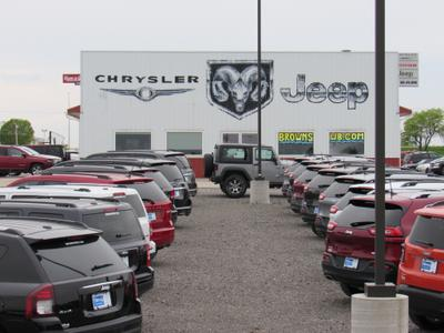 Brown's West Branch Chrysler Dodge Jeep & Ram Image 1
