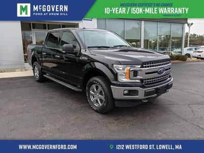 Ford F-150 2018 for Sale in Lowell, MA