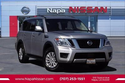 Nissan Armada 2017 for Sale in Napa, CA