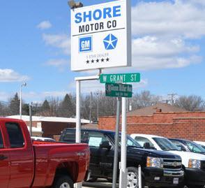 Shore Motor Company Image 6