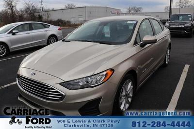 Ford Fusion Hybrid 2019 for Sale in Clarksville, IN