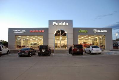 Pueblo Chrysler Dodge Jeep RAM Image 2
