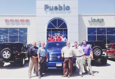 Pueblo Chrysler Dodge Jeep RAM Image 4