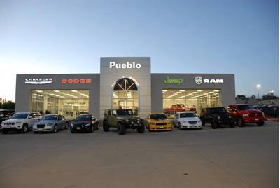 Pueblo Chrysler Dodge Jeep RAM Image 6