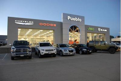 Pueblo Chrysler Dodge Jeep RAM Image 8
