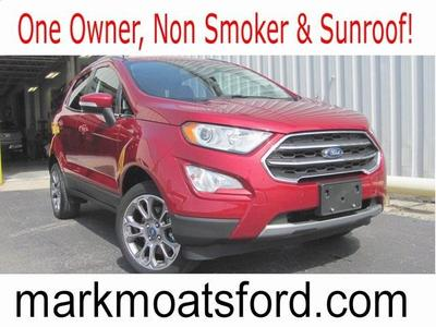 Ford EcoSport 2018 for Sale in Defiance, OH