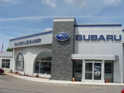 Blaise Alexander Subaru Image 4
