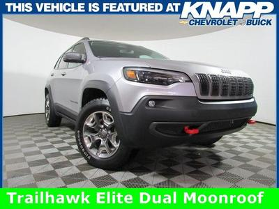 Jeep Cherokee 2019 for Sale in Blissfield, MI