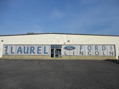 Laurel Ford Lincoln Image 1