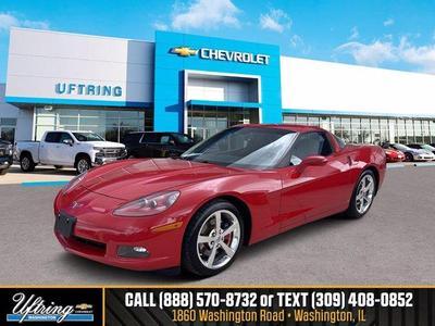 Chevrolet Corvette 2008 for Sale in Washington, IL
