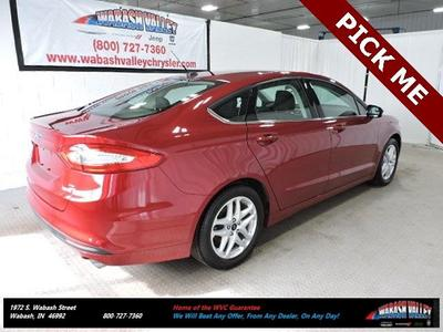 Ford Fusion 2016 for Sale in Wabash, IN