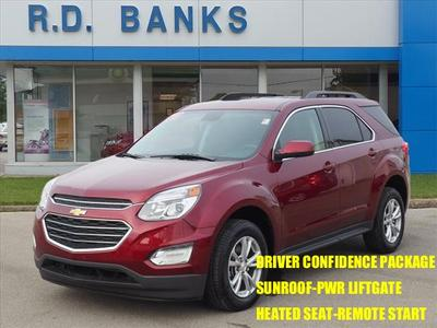 2017 Chevrolet Equinox 1LT for sale VIN: 2GNALCEK1H1508718