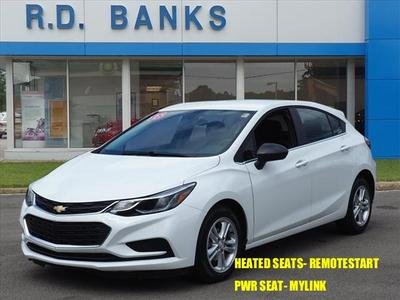 2018 Chevrolet Cruze LT for sale VIN: 3G1BE6SM4JS611584